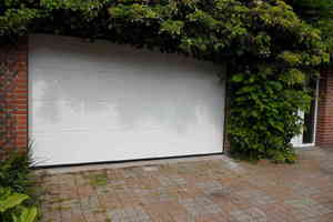 Porte de garage sectionnelle à Halluin