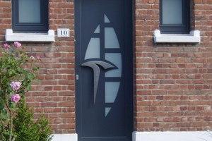 Opsomer & Delmotte sprl - Portes d'entrée