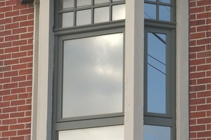 Opsomer & Delmotte sprl -  Bow windows
