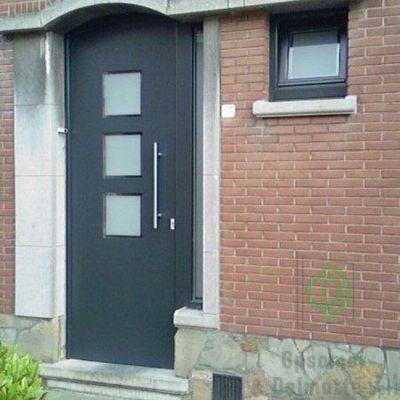Opsomer & Delmotte - Voordeuren