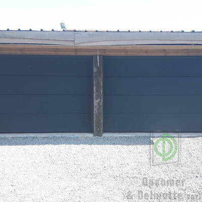 Opsomer & Delmotte - portes sectionnelles