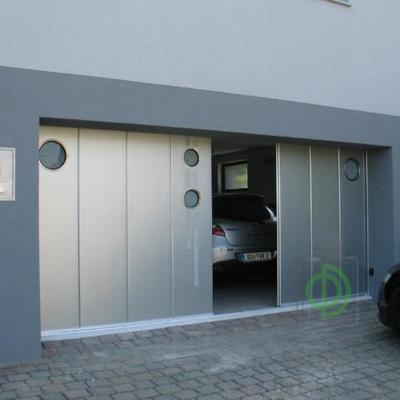 Opsomer & Delmotte - Portes sectionnelles latérales