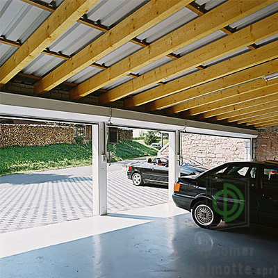 Opsomer & Delmotte - Oprol garagepoort