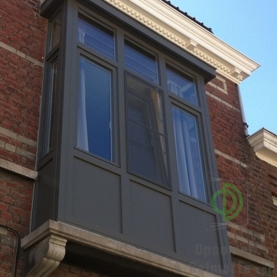 Opsomer & Delmotte - Bow windows